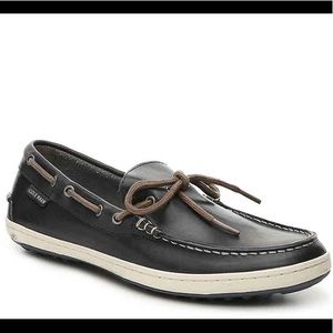 Cole Haan Men's Leather Boat Shoes (New)
